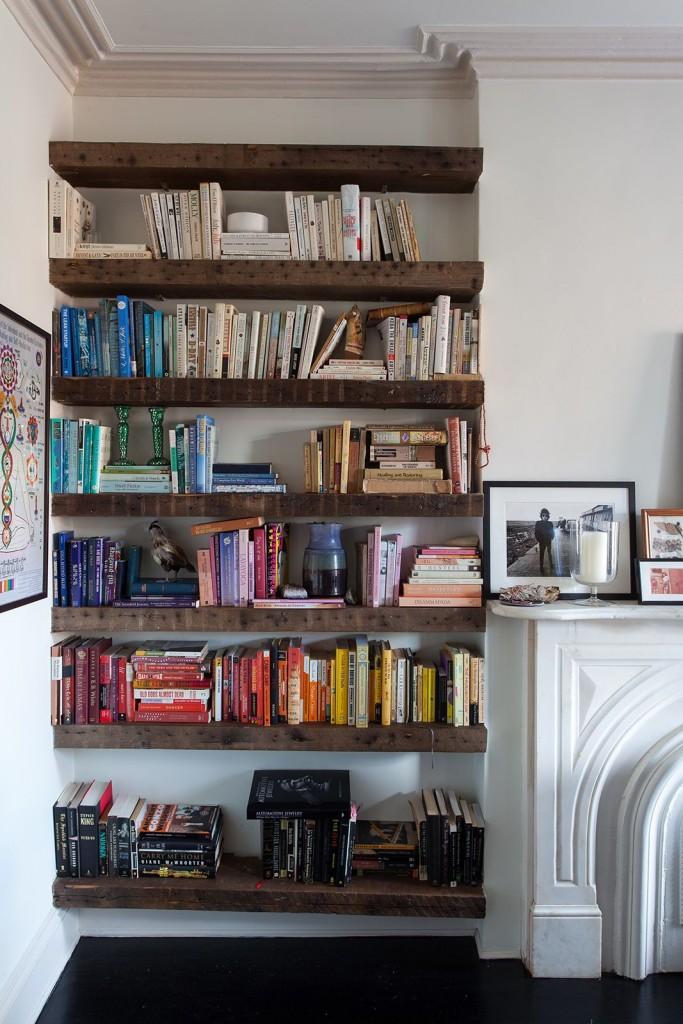 Rainbow Bookshelf 4
