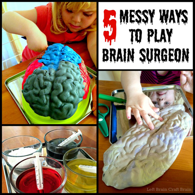 5-Messy-Ways-to-Play-Brain-Surgeon-STEM Halloween Projects