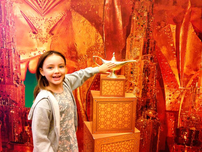 NYC Broadway Aladdin