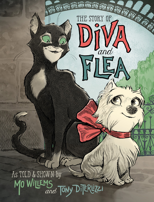 Diva and Flea Mo Willems
