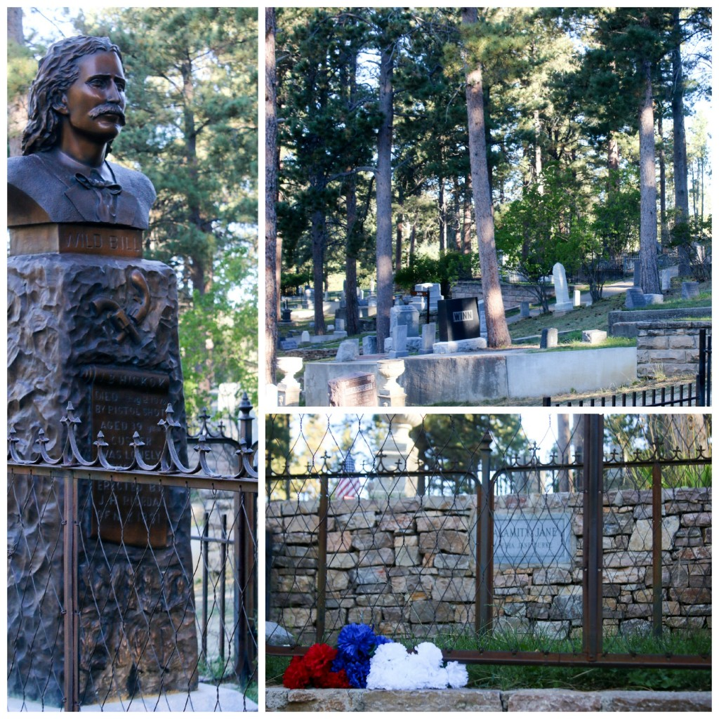 Mount Moriah Cemetery Deadwood South Dakota