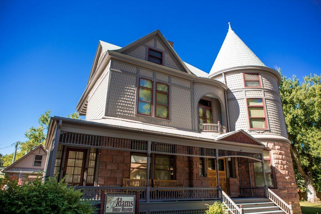 Historic Adams House Deadwood South Dakota