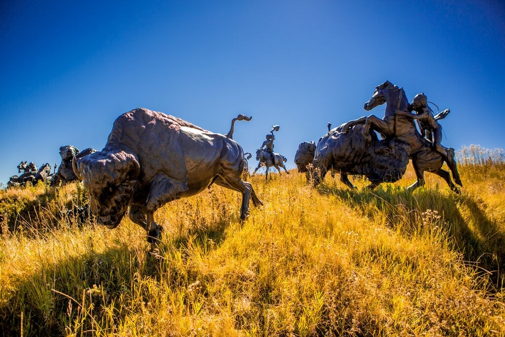 Tatanka Story of the Bison South Dakota