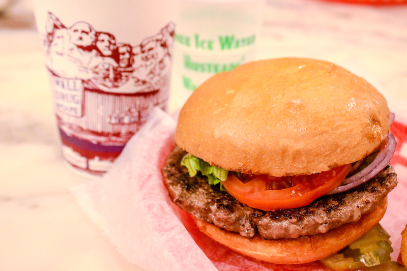 Wall Drug Buffalo Burger