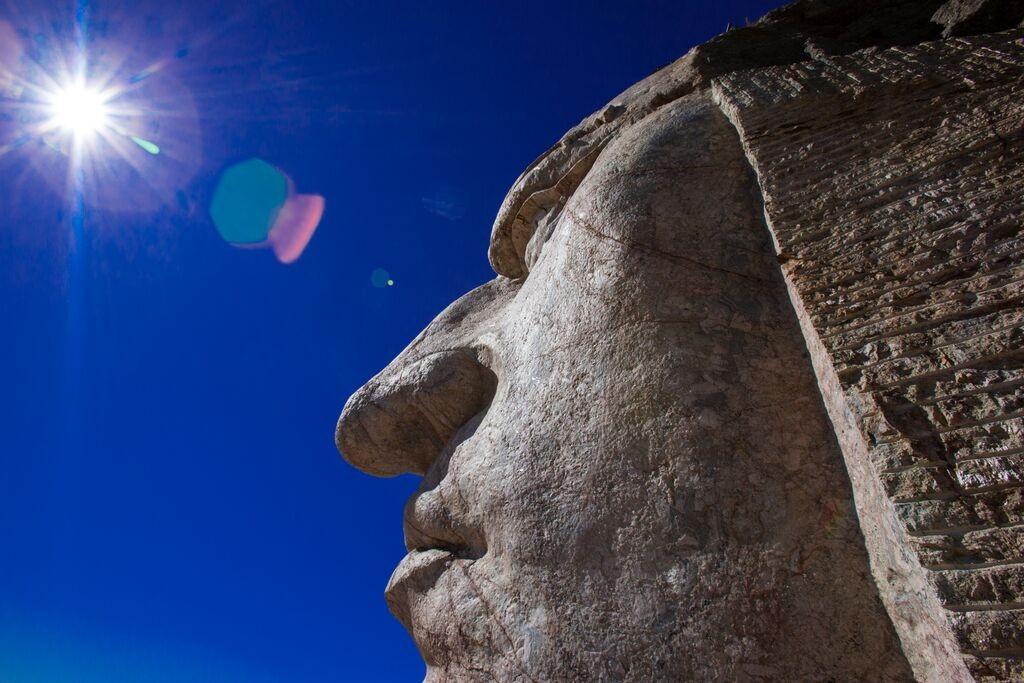 Crazy Horse Sun