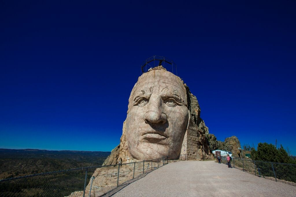 From the Arm of Crazy Horse