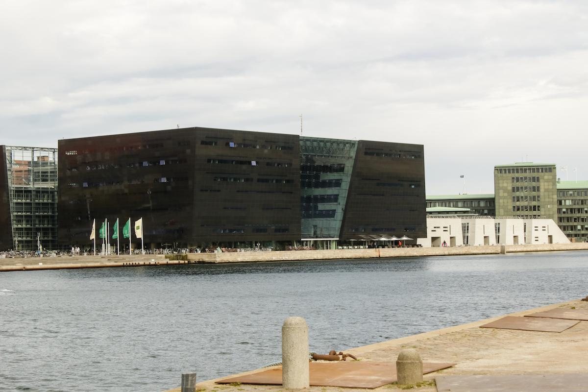 The Royal Library, Black Diamond, Copenhagen