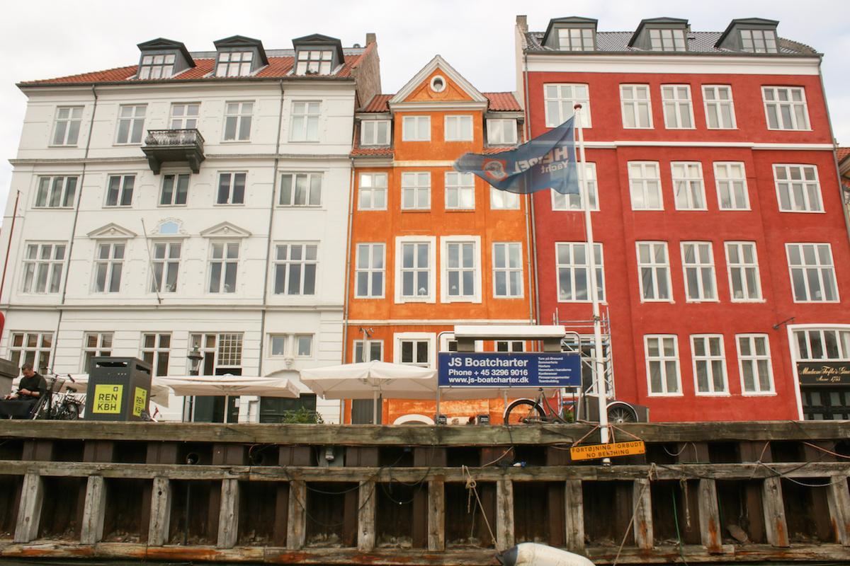 Hans Christian Andersen House Copenhagen