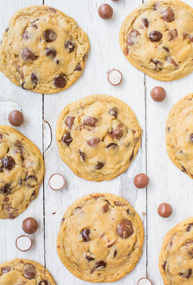 Whoppers Cookie Recipe