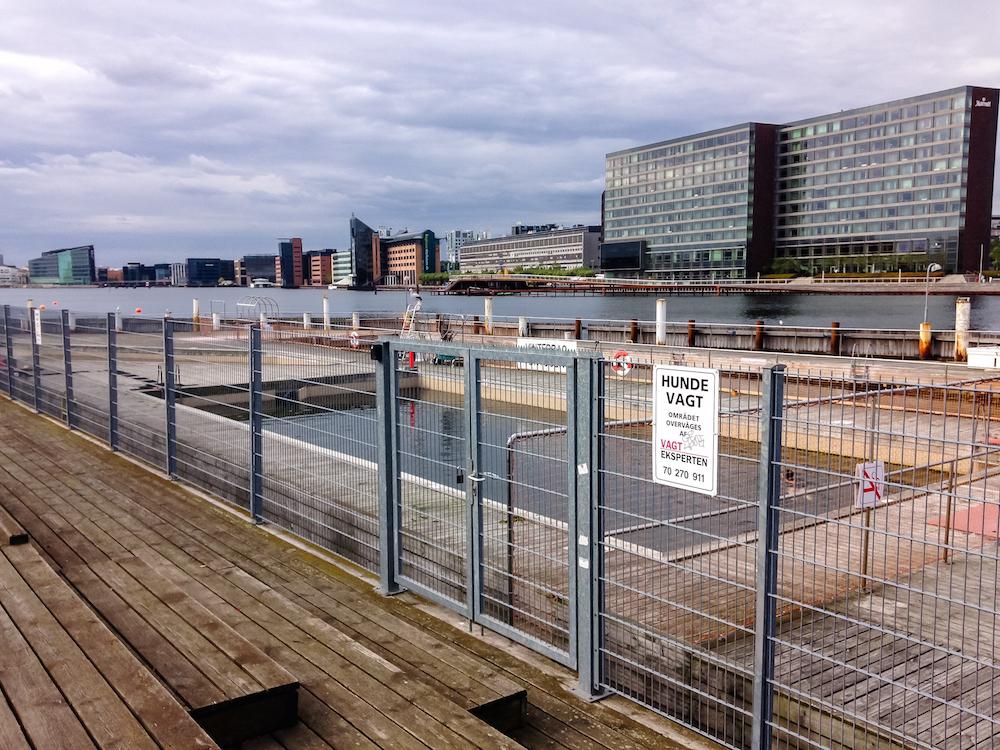 Harbour bath Islands Brygge Copenhagen