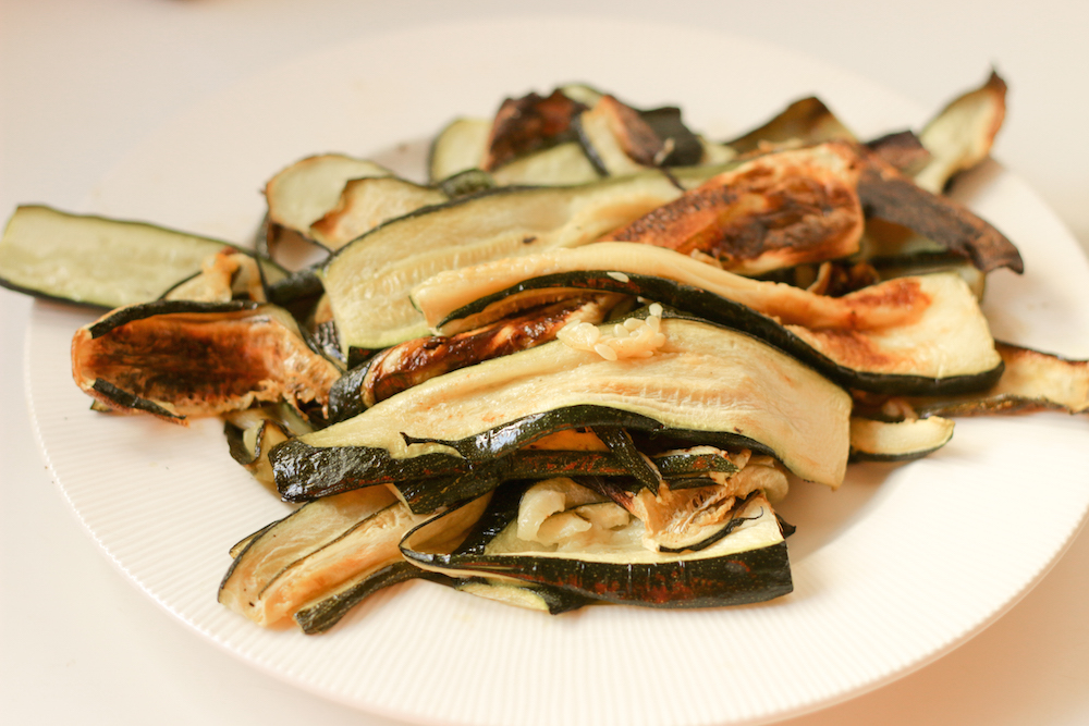 Roasted Vegetable Pie Recipe- Zucchini