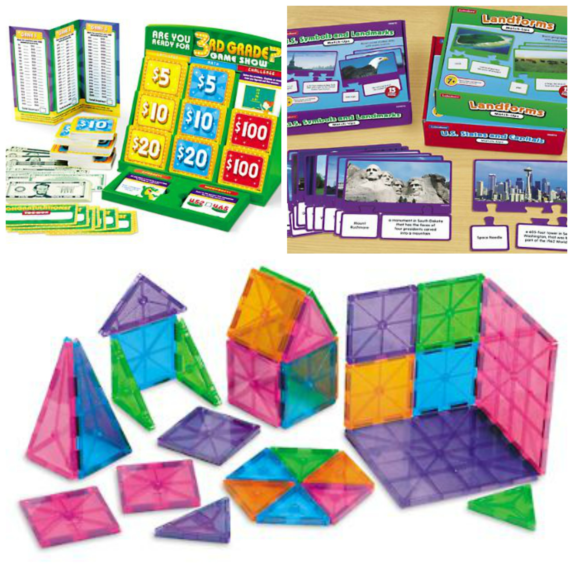 10 Things Your Teacher Wants for the Classroom: Learning Games