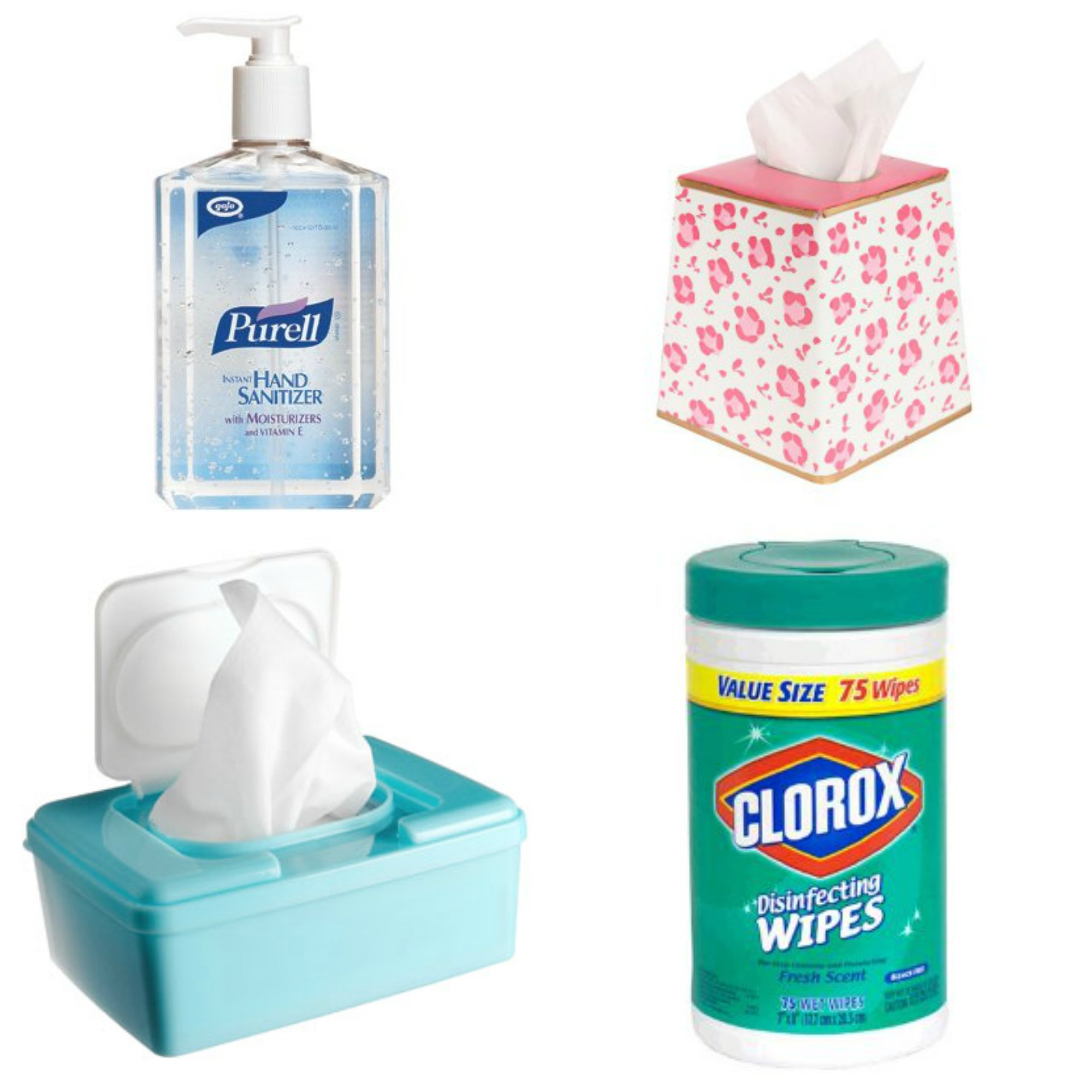 10 Things Your Teacher Wants for the Classroom - Cleaning Supplies