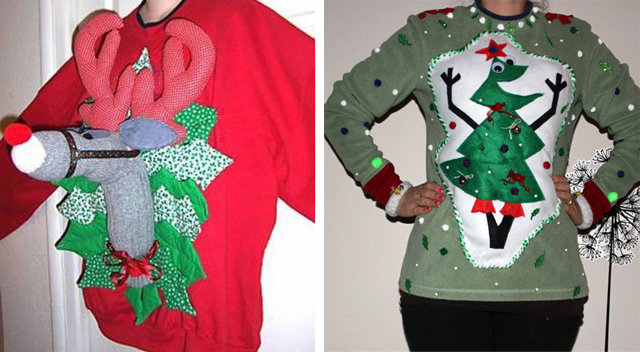 25 Ugly Christmas Sweaters You Wish That You Owned | Pretty Prudent