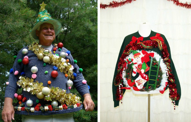 25 ugly christmas sweaters you wish that you owned pretty prudent ugly christmas sweater ideas solutioingenieria Gallery