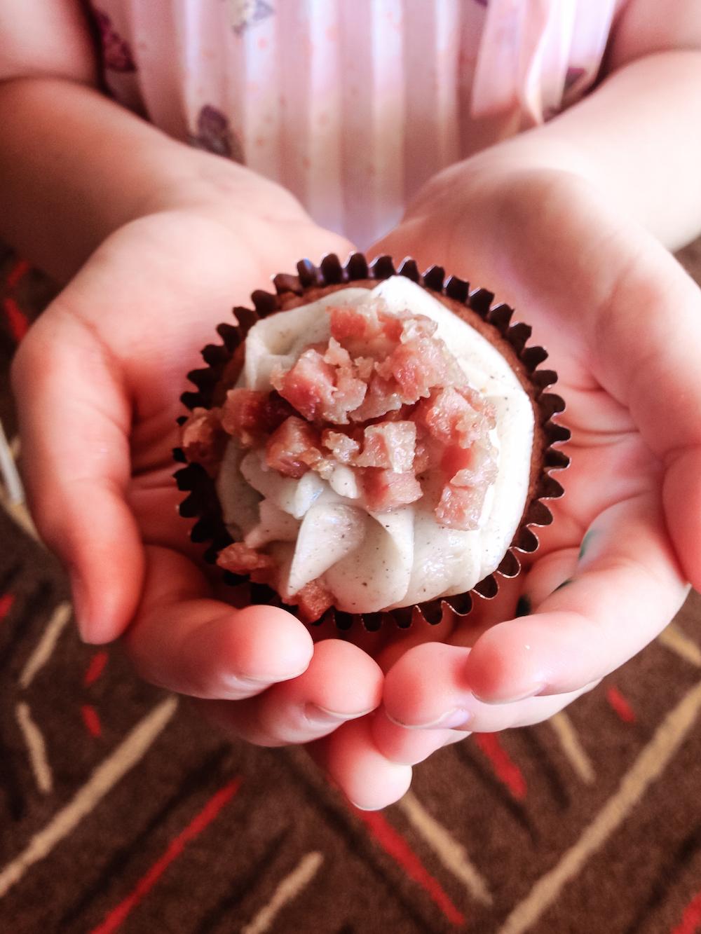 Spam Cupcake