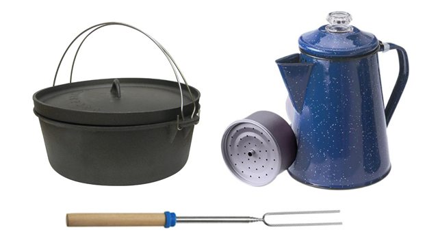 camping cooking gifts