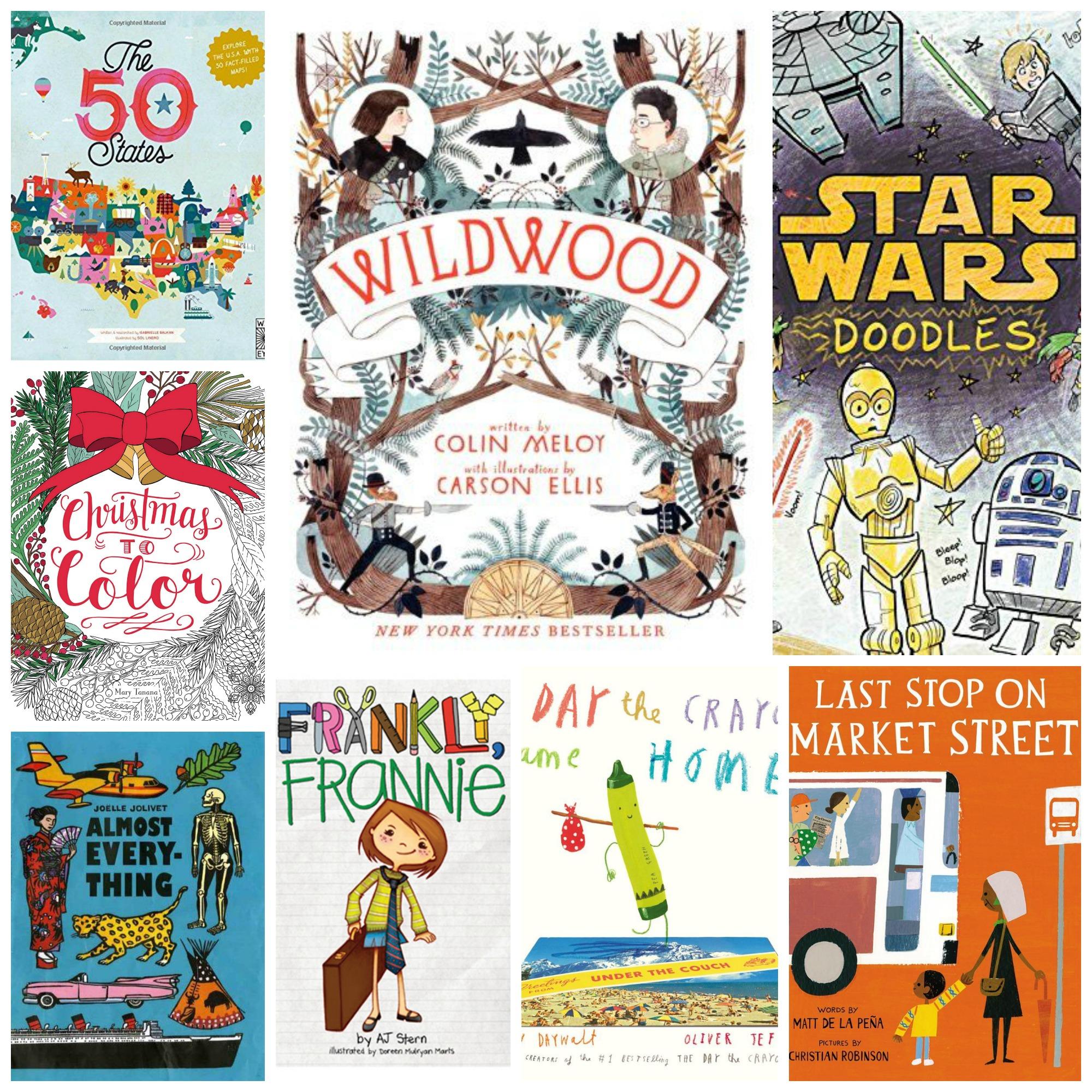Best Books for Kids 2015