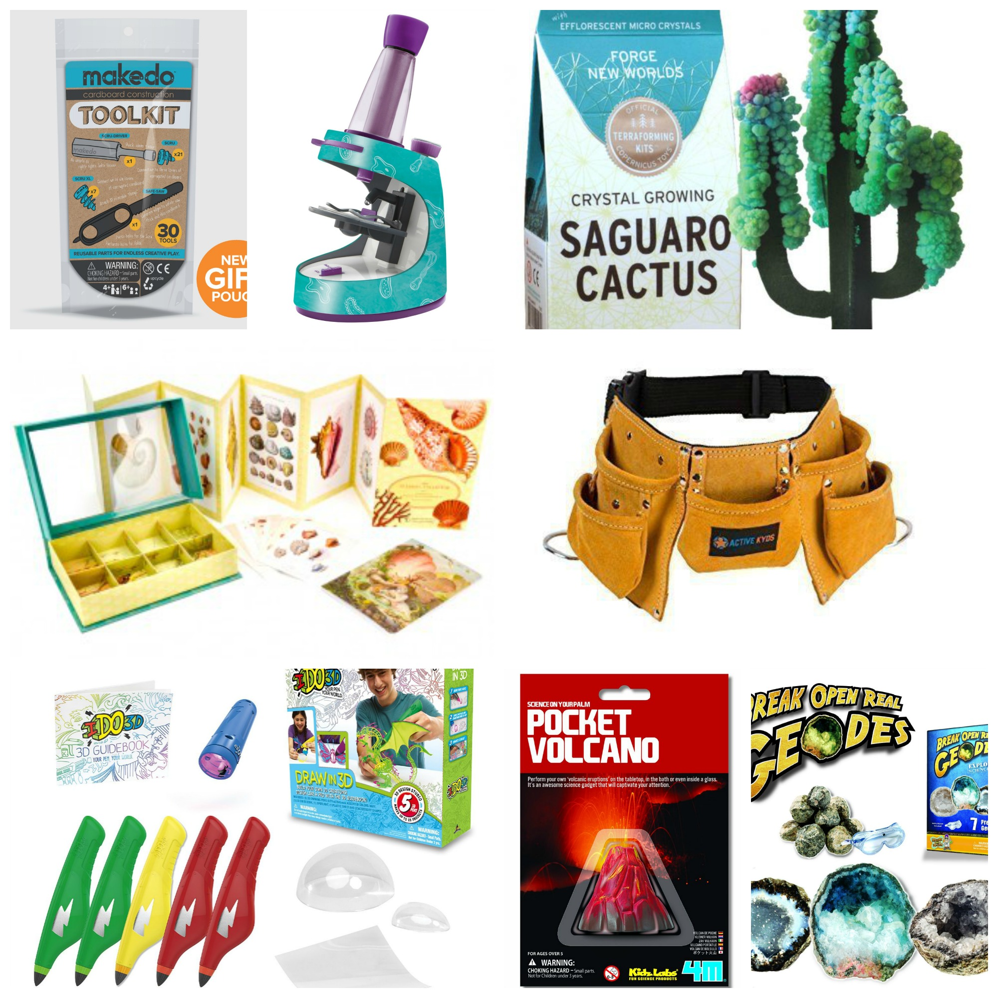 Learning Activities & Toy Gift Ideas 2015