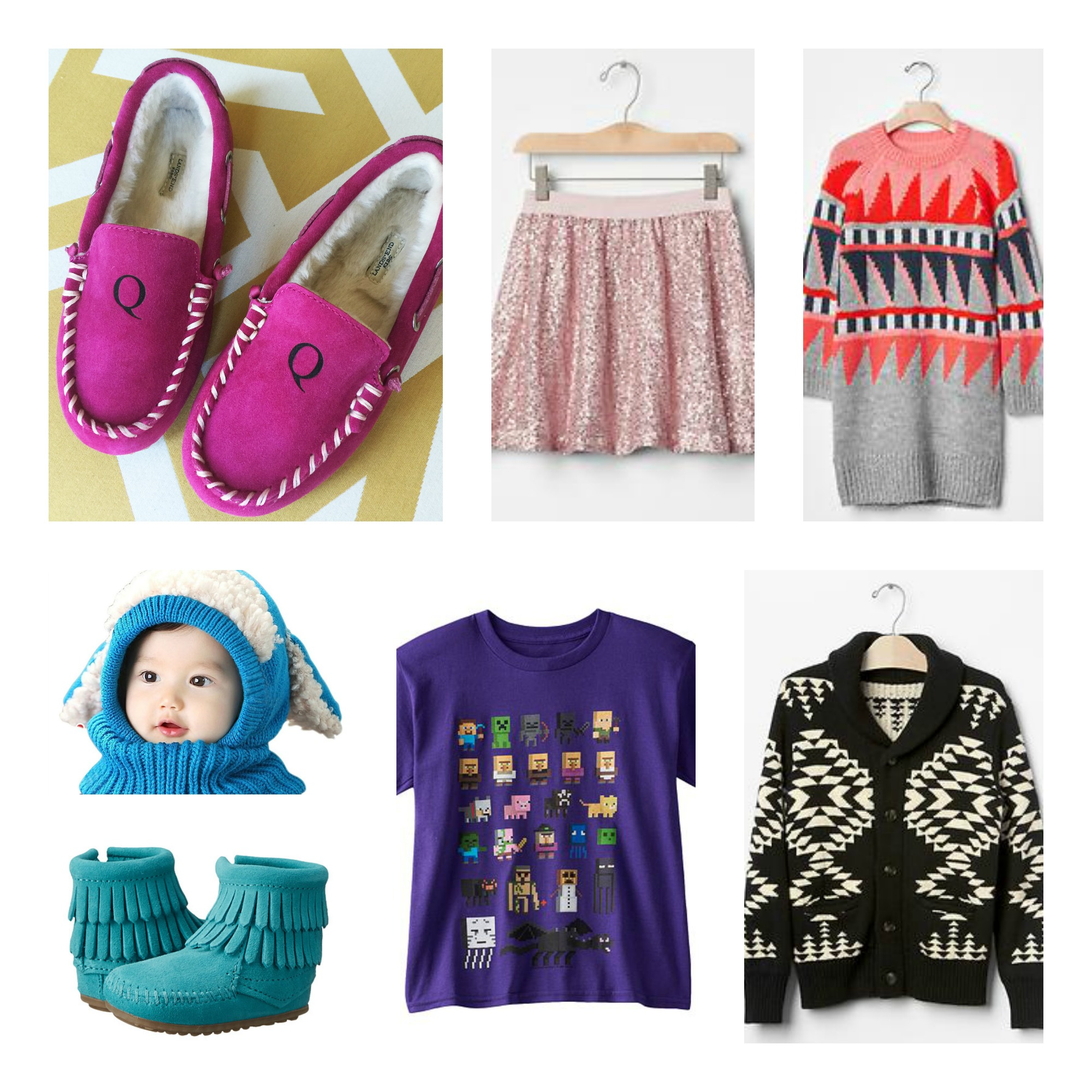 Kid Clothing Gift Ideas for 2015