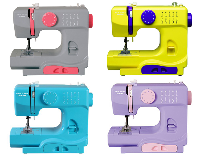 janome portable sewing machine