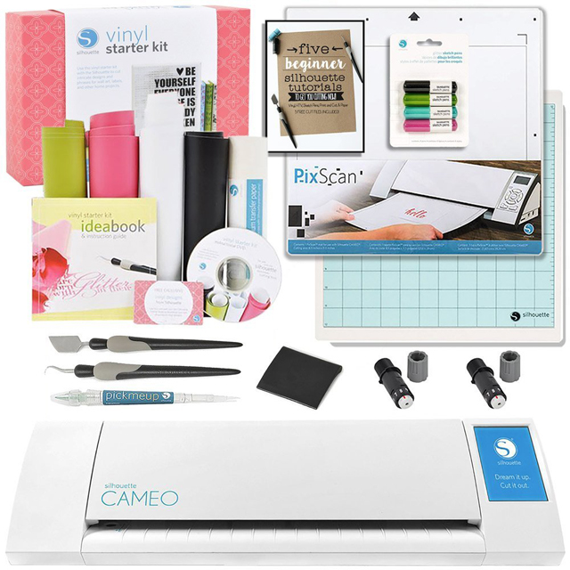 Silhouette Cameo bundle deal sale