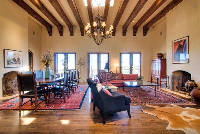 Santa Fe luxury rental