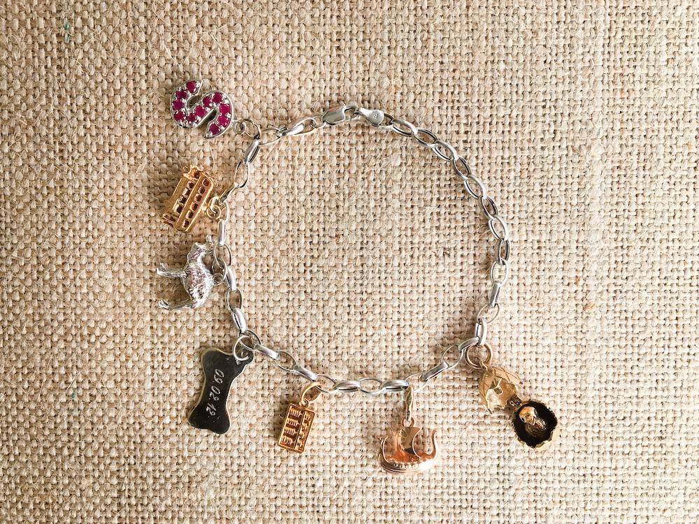 Scarlet's Charm Bracelet 2