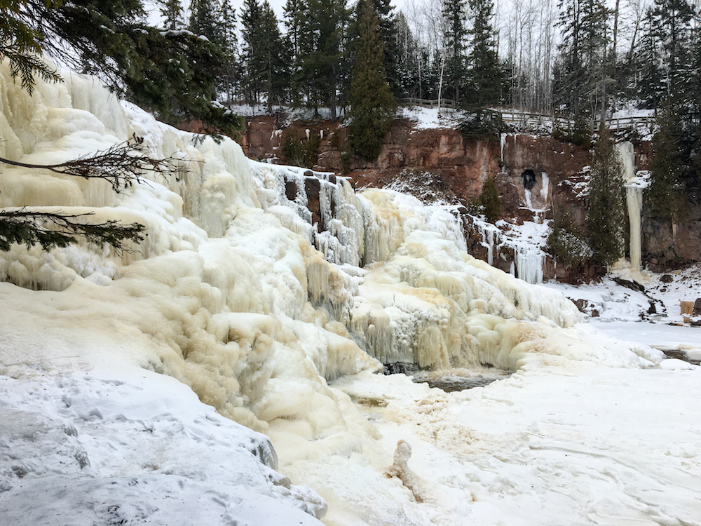 Minnesota Goosebury Falls