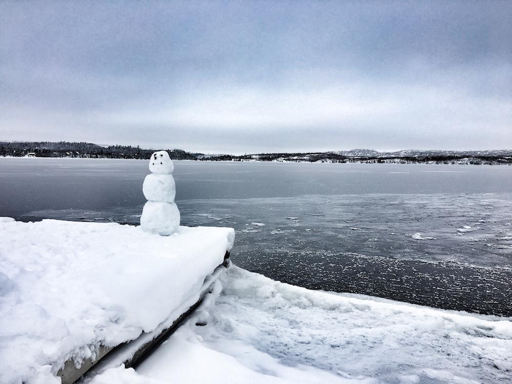 Minnesota Snowman Lodge