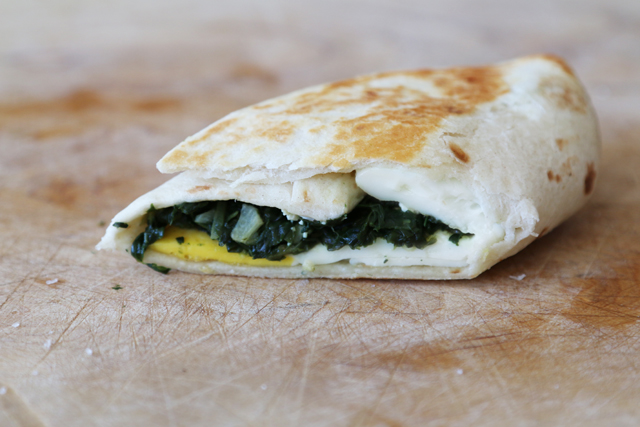 starbucks spinach feta wrap