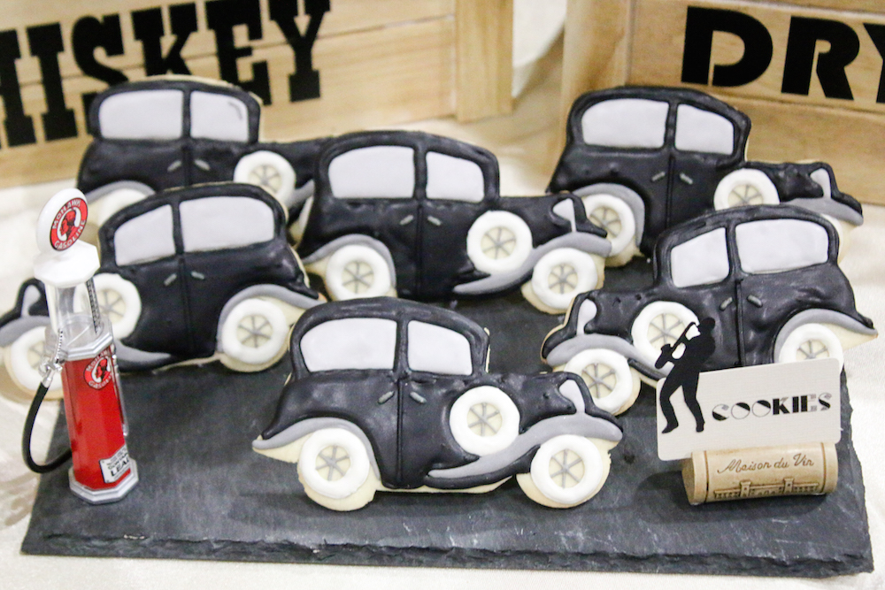 Prohibition Cookies