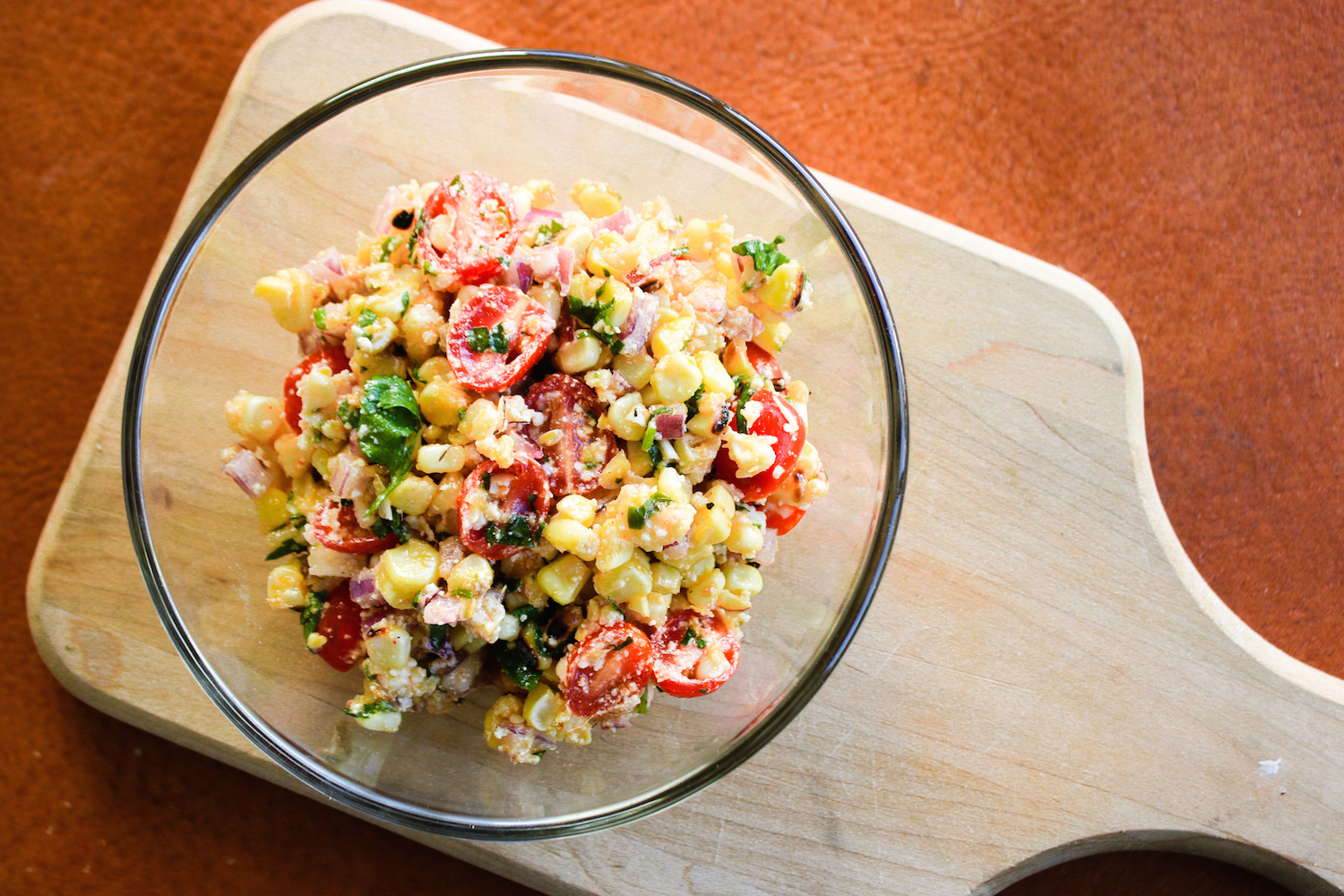 The Best Corn Salad Recipe