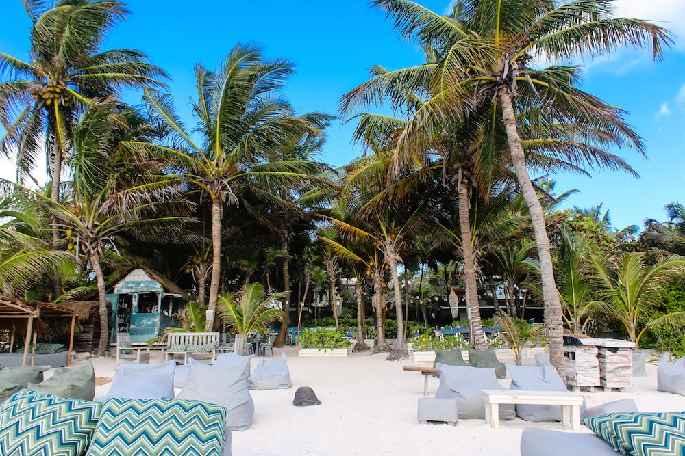 Tulum Be Tulum beach