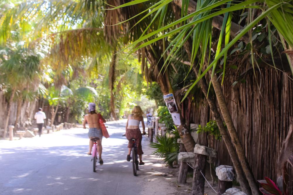 Tulum Biking