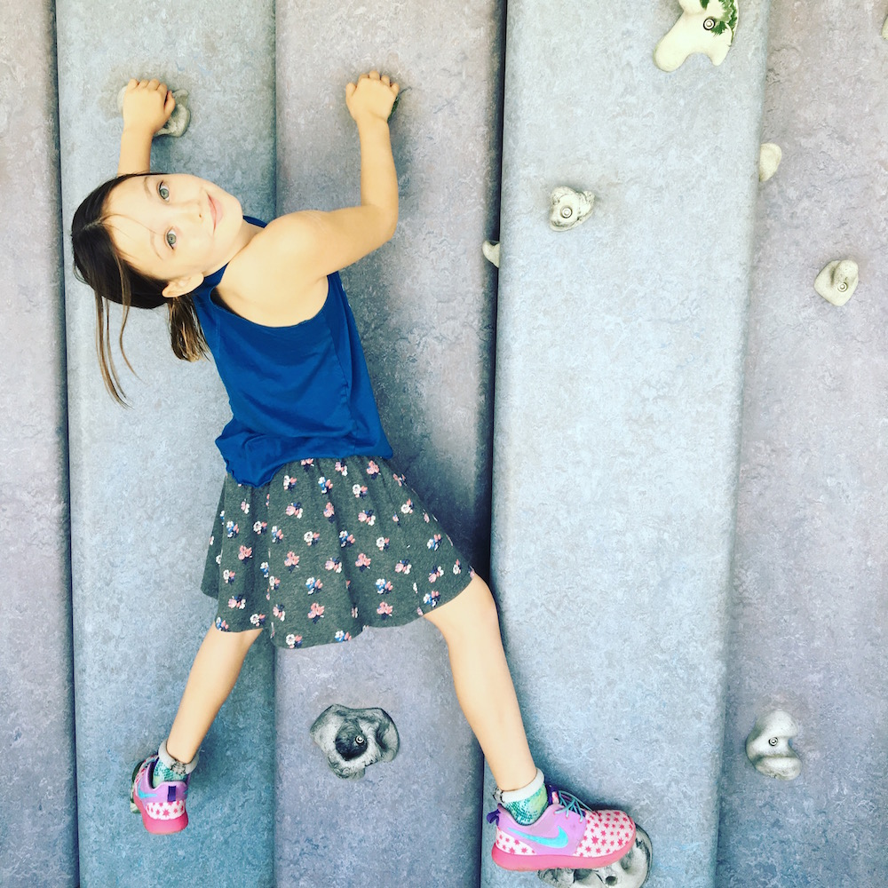 Children's Discovery Museum of the Desert Climbing Wall