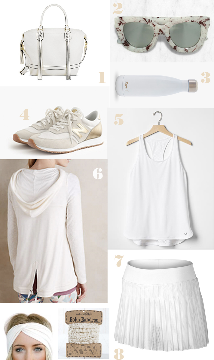 divergent white style