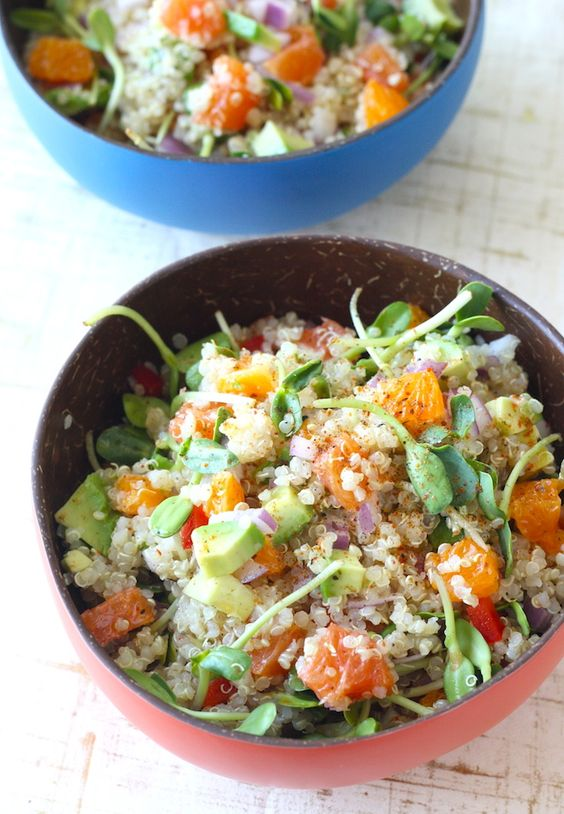 Tangerine Salad