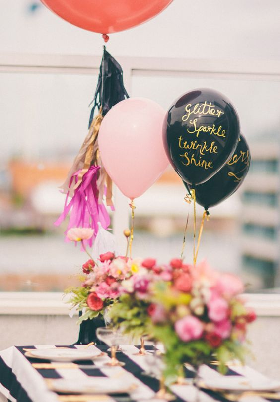 Prettiest Balloon Decor 10
