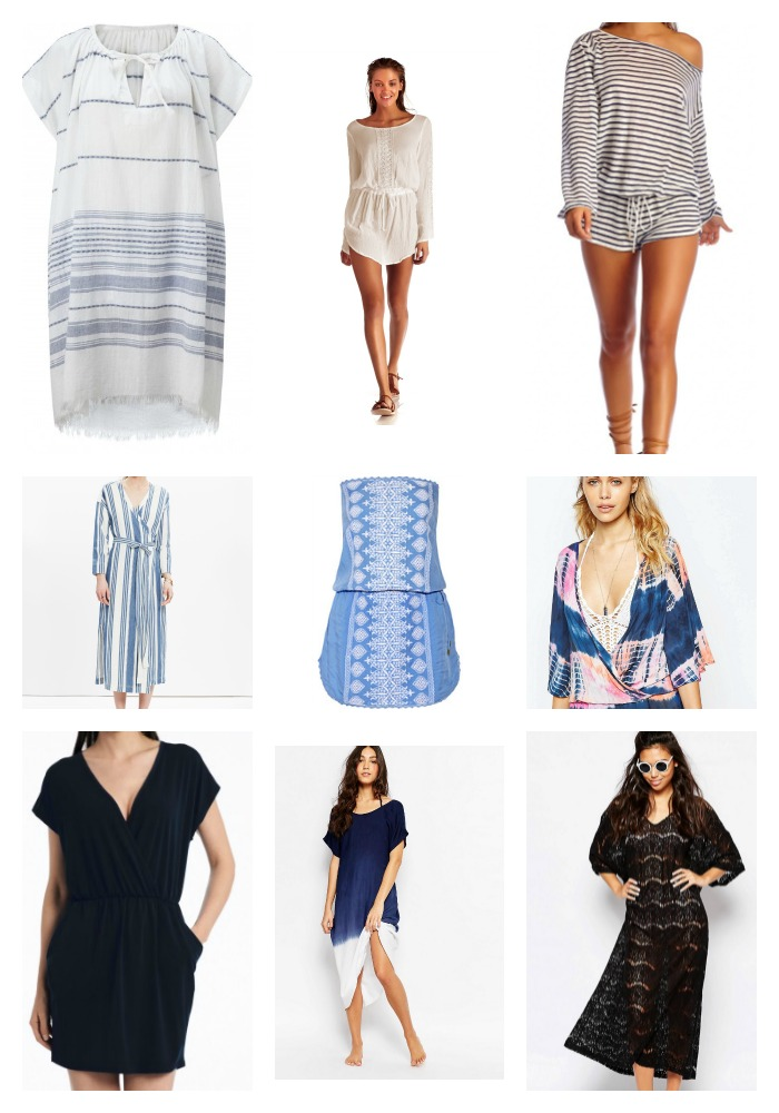 A Treatise on Beach Cover Ups