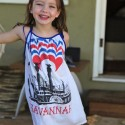 How to Turn Any T Shirt Into a Sundress