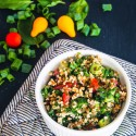 Lunchtime Tabouli Recipe