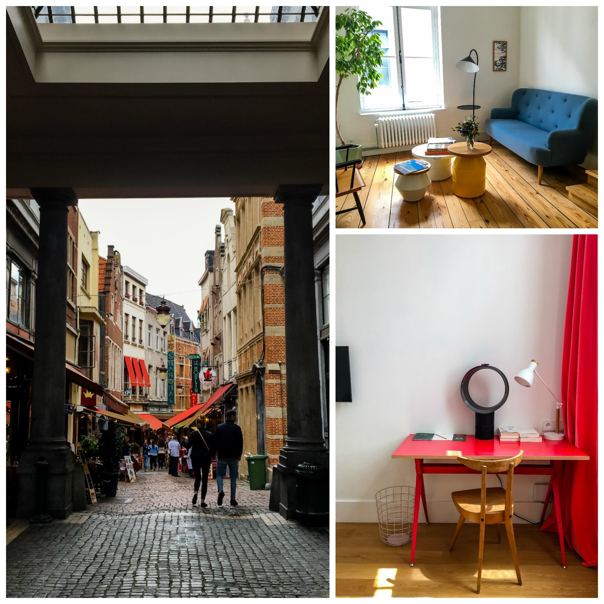 Hotel Des Galleries Brussels