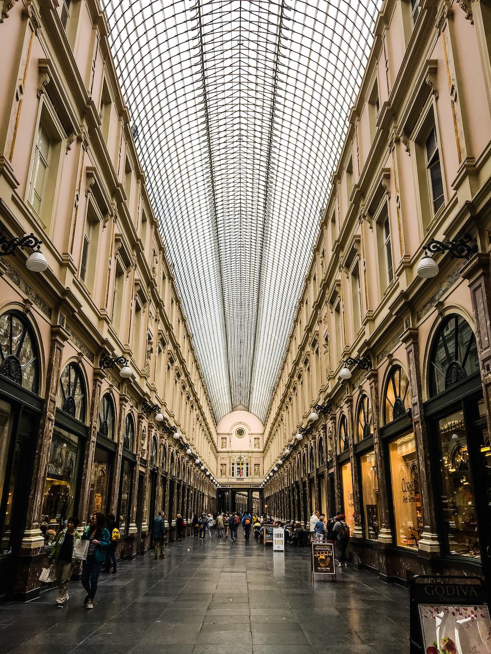 Galeries Royale St. Hubert