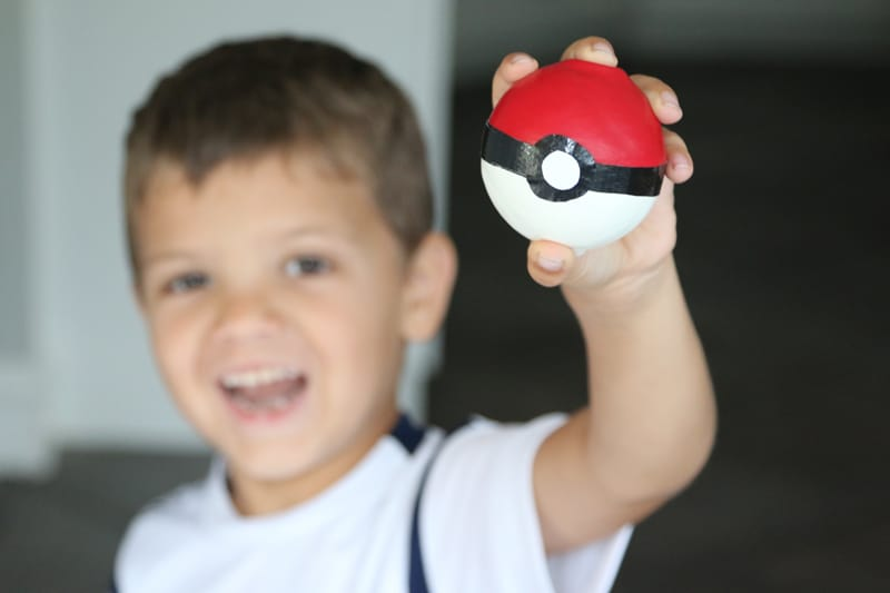 pokemon go ball