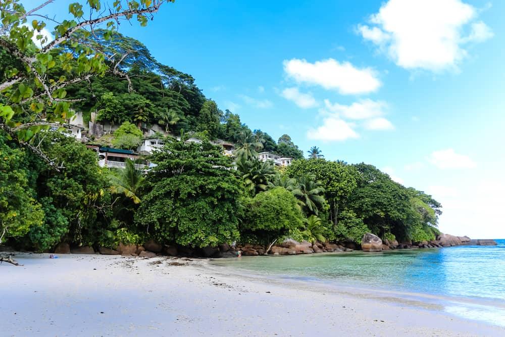 Seychelles Lazare Pico guest house