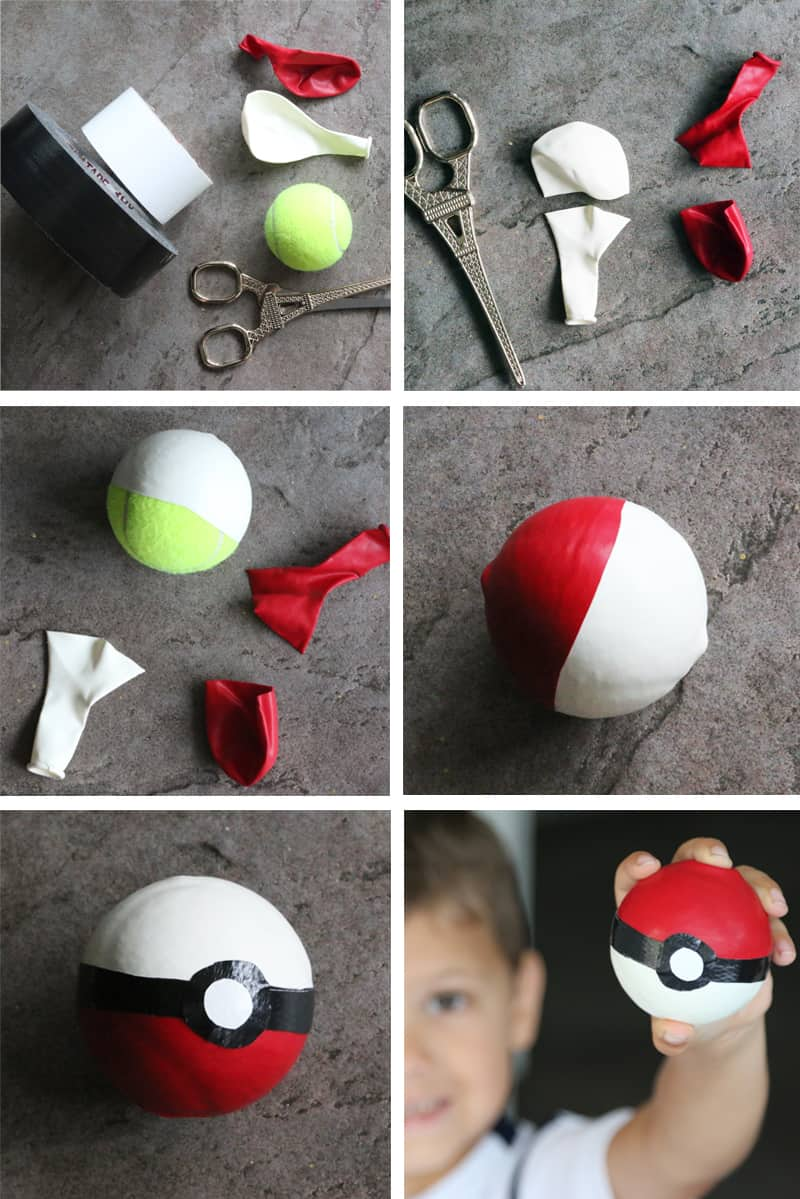 Diy Pok 233 Mon Go Ball And Crafting With Gordon Pretty Prudent