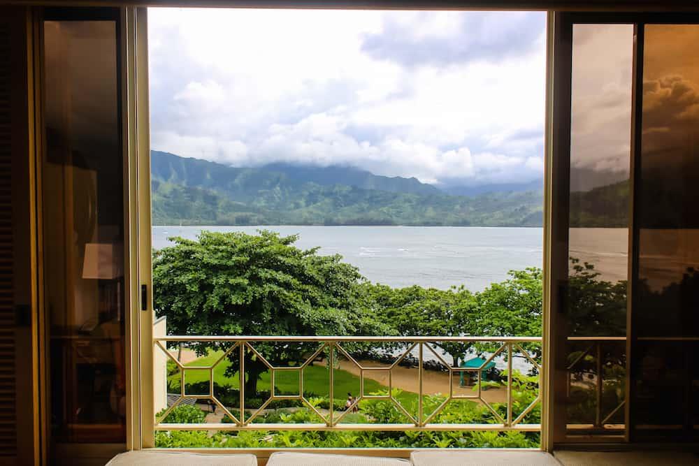 View from St Regis Room Kauai