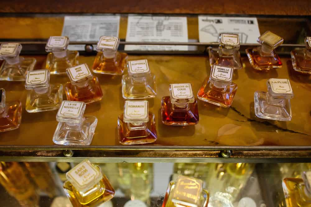 bourbon french perfumes