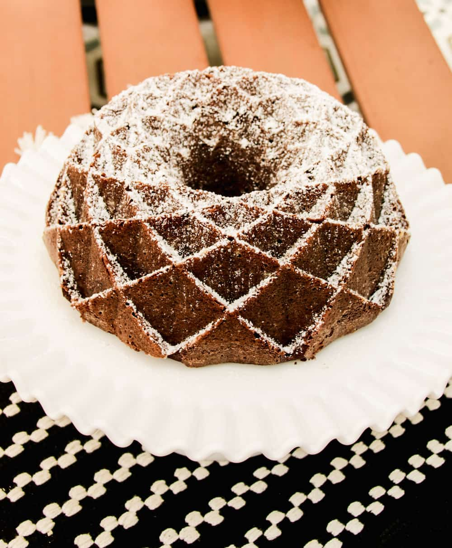 Chili Mocha Bundt Cake Recipe